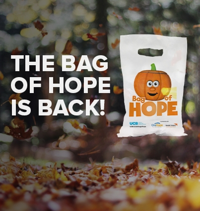 The Bag of Hope is back!