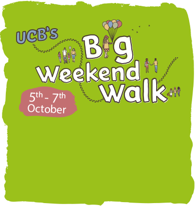 UCB's Big Weekend Walk