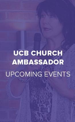 Church Ambassador - upcoming events