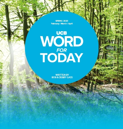 UCB Word For Today