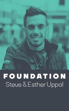 Foundation - Steve & Esther Uppal