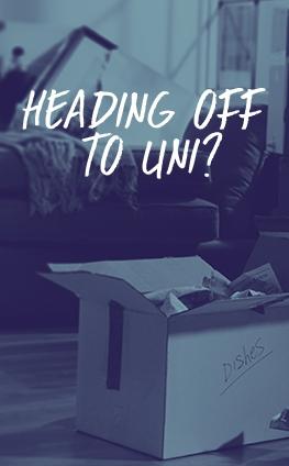 Heading off to uni?