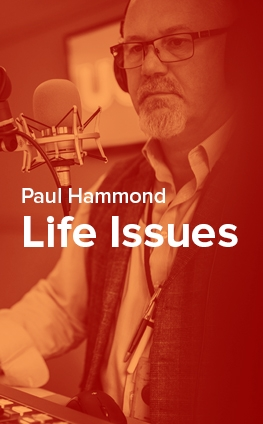 Paul Hammond - Life Issues