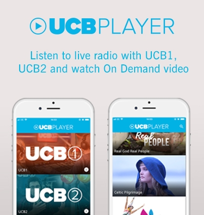 Listen to live radio with UCB1, UCB2 and watch On Demand video