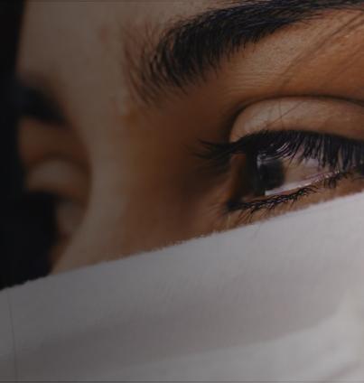 Womens eyes