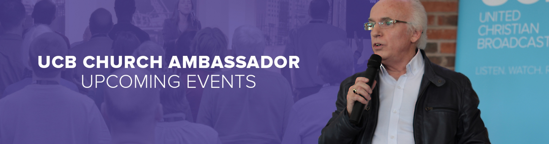 UCB Church Ambassador Planned Events Calendar