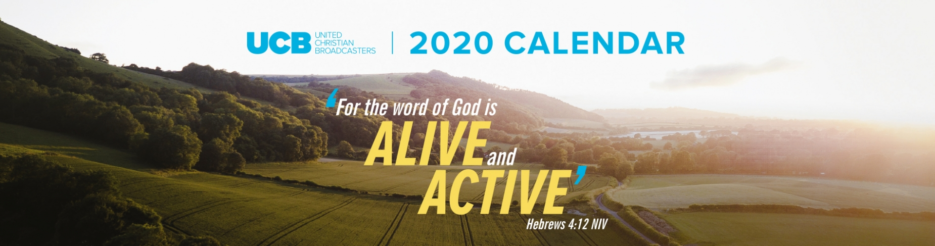 UCB Calendar 2020