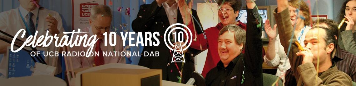 Celebrating 10 years of national Christian radio