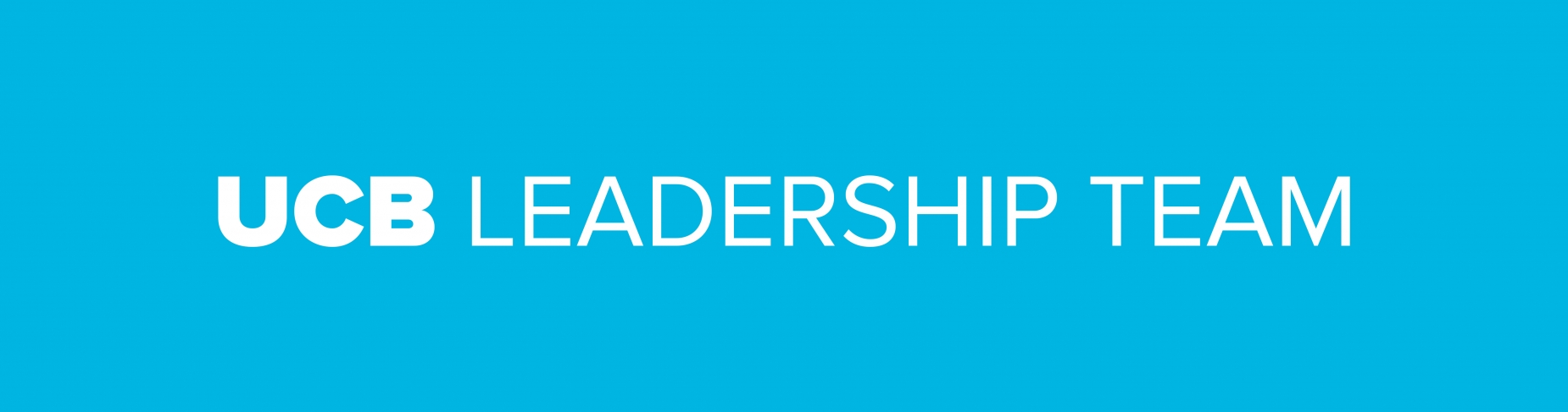 Leadership Team page header