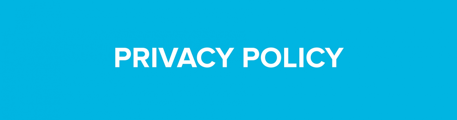Privacy Policy And Legal Statement