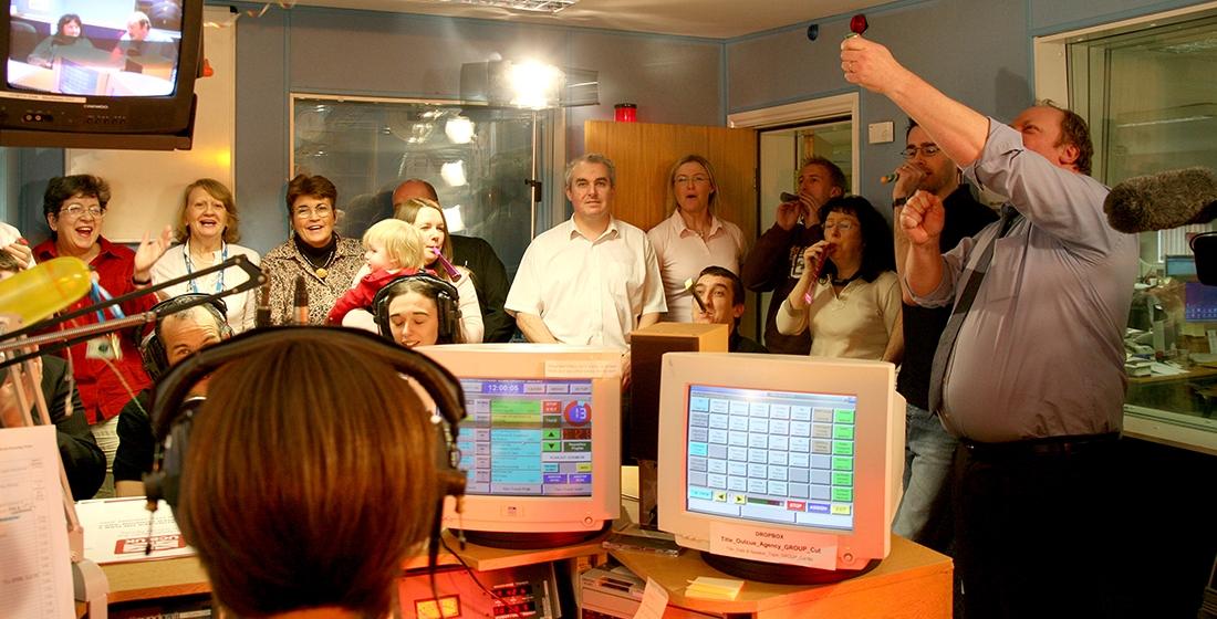 Celebrating national radio on DAB