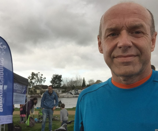 David Withers Marathon
