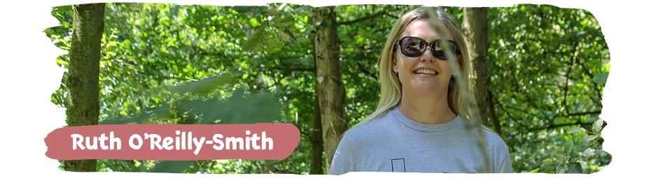 UCB 2 presenter Ruth O'Reilly-Smith